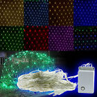 1.5M/3M/6M 96/200/880LED Net Mesh Lamp Yard Party Wedding Fairy Christmas Lights