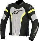 Alpinestars MENS T-GP Pro Air MESH Street Black/Hi-Vis Jacket S-4XL