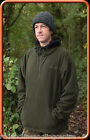 ESP NEW Green Fleece Fishing Hoody Half Zip