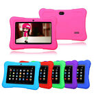 New 7 16GB Android 4.4 A33 Multi Touch Quad Core Tablet PC For Kids Bundle Case