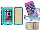 """Fingerprint Touch ID Design Waterproof Shockproof Case Cover For 4.7"""" iPhone 6"""