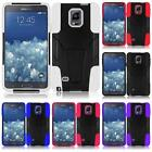 For Samsung Galaxy Note Edge Tuff Hybrid Armor T-Stand Cover Case