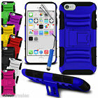 "Heavy Duty Tough Stand Case Cover for iPhone 6 6S Plus 4.7"" 5.5"""