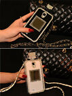 For Samsung Galaxy Note 4 Cover Case Crystal Diamond Perfume Bottle Design Style