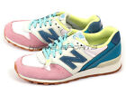 New Balance WR996DVI D Pink & Blue & White Retro Lifestyle Classic Casual NB