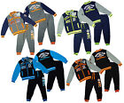 Boy's Crystal Mouse Baseball Team NYC 2 pce Zipper Tracksuit Set 3-12 Yrs NEW