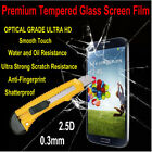 9H Premium Tempered Glass Screen Protector Film Case for Samsang iPhone/iPod
