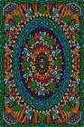 GRATEFUL DEAD-TERRAPIN DANCE TAPESTRY-30 X 45 OR 60 X 90-WALLHANGING HAS LOOPS