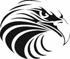 Eagle Bird Vinyl Decal Wall Sticker Car Laptop Window  BRD972