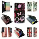 For ZTE ZMax - Magnetic Flap Credit Card Pouch Wallet Case With Screen Protector