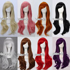 NEW 70CM LONG WAVY STYLE WOMEN GIRL DIFFERENT COLORS ANIME COSPLAY HAIR FULL WIG
