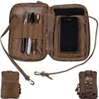 POCKET ORGANIZER POUCH NOTEBOOK + PHONE HOLDER MTP WALLET CAMPING HIKING