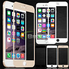 Multi-Color Premium Tempered Glass Screen Protector for iPhone6 6+ Plus 4.7 5.5""