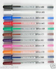 Gelly Roll®Classic Medium Point gel  Pen, Open Stock Buy 1 or 2 or 3 of  a color