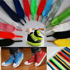 "5pairs Flat 40"" Athletic Shoe Laces Shoelace Bootlaces Strings For Sneakers Boot"