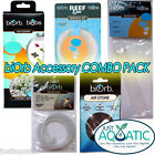NEW BiOrb AQUARIUM SERVICE KIT Value & Accessories Combo Pack Filter Replacement