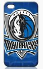 Dallas Mavericks Hard Case Shell for iPhone 4 and 5 +Stylus touch pens US Seller