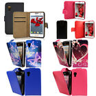 Flip Pu Leather Flip Case Wallet Cover For The LG Optimus L4 2 E440