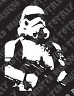 Star Wars storm trooper car truck vinyl decal sticker empire stormtrooper jedi $4.99 USD on eBay