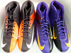 Nike Vapor Pro NFL Mid Men's Football Cleats - Sz 14 - NEW - Minnesota Cleveland