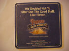 Beer Coaster Pyramid Hefeweizen 2004 Gold Medal Great American Beer Festival