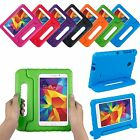 green children - Kids Shock Proof Case for Samsung Galaxy Tab 4 7.0 8.0 inch Tablet Back Cover