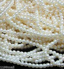 10mm faux pearl plastic loose Full Round beads Best Quality cream white per 100