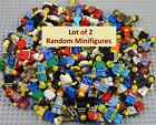 LEGO - Genuine Minifigures Male Female People Party Favor Utensil Town Bulk Lot  фото