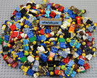 LEGO - Genuine Minifigures Male Female People Party Favor Utensil Town Bulk Lot