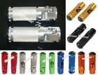 Universal M8 Motorcycle Folding Footrests Footpeg Pedals For Rearsets Rear Set