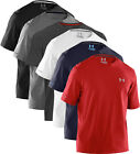 Under Armour Mens HeatGear Charged Cotton SS T-Shirt