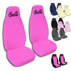 2 Front Barbie Seat Covers Jeep Liberty 2008-2009 Airbag Friendly