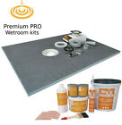 Wet Room Wetroom Shower Tray Kit Various Sizes in this listing (PRO)