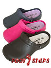 Ladies Garden Kitchen Hospital Work Clogs Shoes Slip On Mules