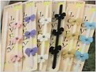 Wholesale lot of Butterfly Decorative Rhinestone Fashion Lingerie Bra Straps