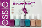 ESSIE NAIL LACQUER - FLOWERISTA Collection  - 13.5ml /.46 oz- Pick any Color