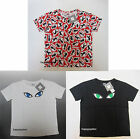 *UNIQLO Lulu Guinness Women Graphics Short Sleeve T-shirts 3Color from Japan New