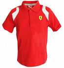 Puma Ferrari SF Polohemd Junior (761479 02) R14