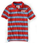 Aeropostale Mens A-87 Rugby Polo Shirt