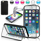 New Slim Flip TPU Wrap Up Phone Case Cover For Apple iPhone Samsung Models