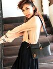 2015 Fashion Cute Girl Women PU Leather Shoulder Bag Handbag