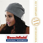 Beechfield UNISEX Suprafleece Snood/Hat Combo BB285 - 5 colours one size