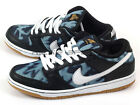 Nike Dunk Low Premium FT SB QS Fast Times Black/White-Midnight Navy 745954-014