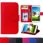 PU Leather Wallet Case Cover For Samsung S4 i9500