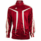 Adidas Euro Club Jacket Track Top Climacool Basketball Full Zip Red New
