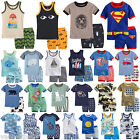 "46styles Vaenait Baby Toddler Kids Sleepwear Shorts 2pcs  2T-7T ""Summer Boys"""