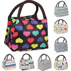 CHIC Thermal Picnic Travel Lunch Tote Waterproof Insulated Carry Bag Outdoor x1