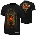 WWE Undertaker Never Summon The Dead Authentic T-Shirt S M L XL 2XL 3XL 4XL 5XL