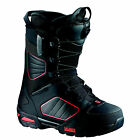 Salomon Synapse Mens Snowboard Boots 2015 Black Brown Red