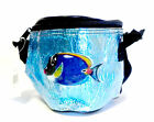Insulated Cooler Bag Lunch holds 3 cans soda beer Work Beach Vacation